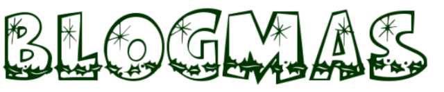 Blogmas logo