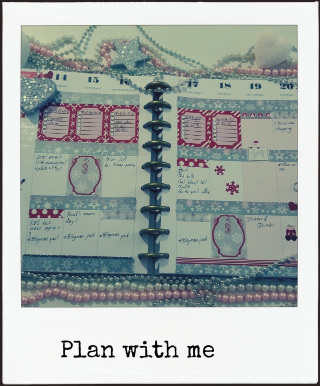 Plan with me