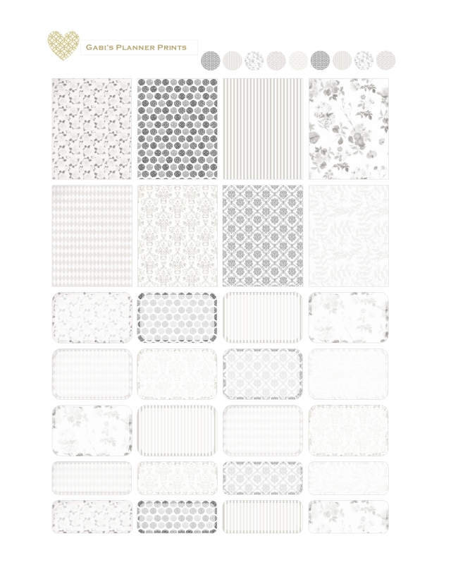 Gray White Erin Condren