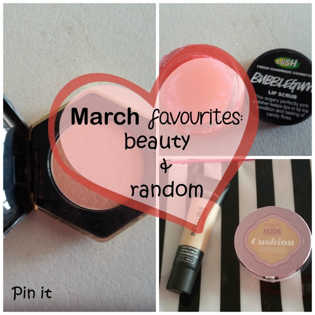 March pin