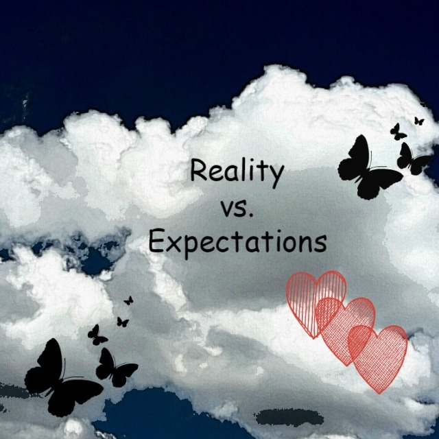 Reality vs. expectation