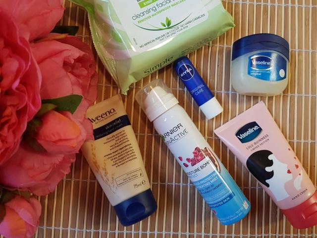 Skincare haul Drugstore